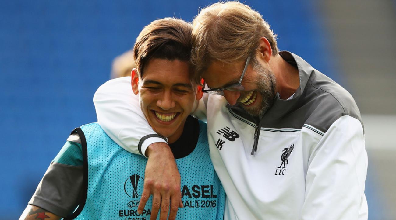 Jurgen Klopp has Liverpool on the cusp of the Europa league title