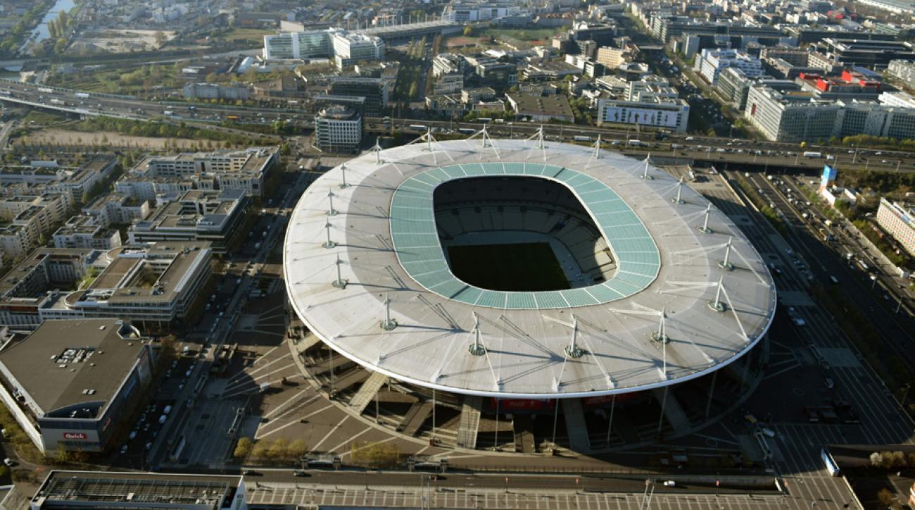 Euro 2016 site Stade de France