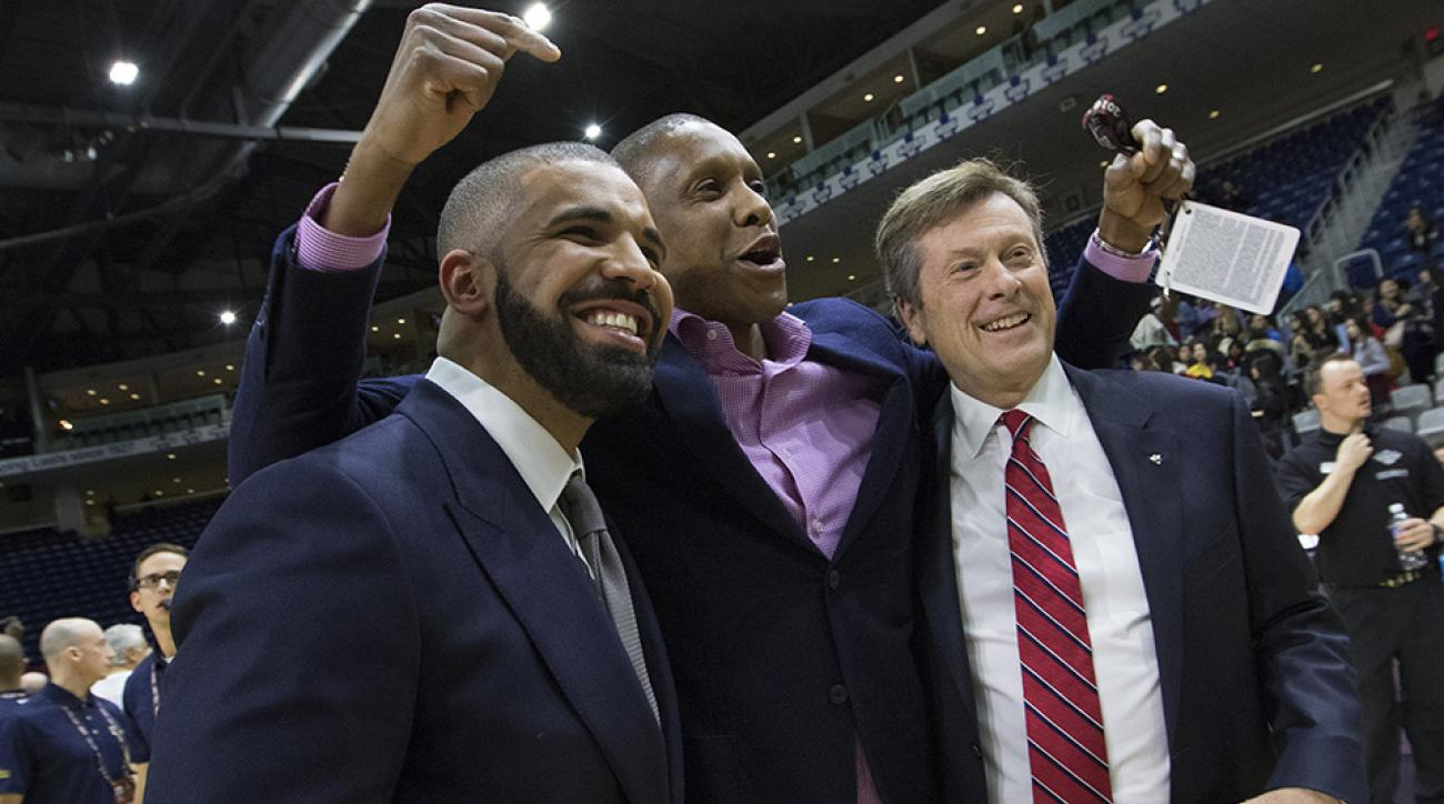 toronto raptors mayor john tory cbssports poll other