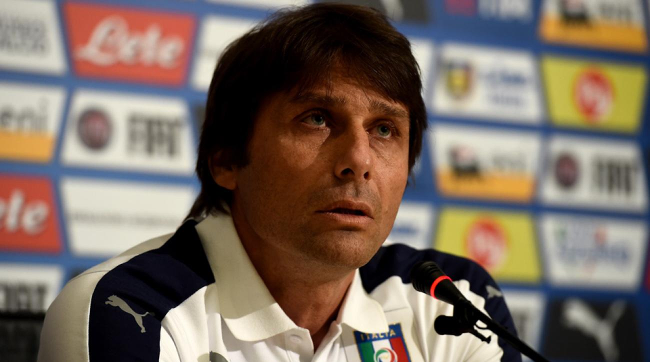 Italy manager Antonio Conte was clear of match-fixing