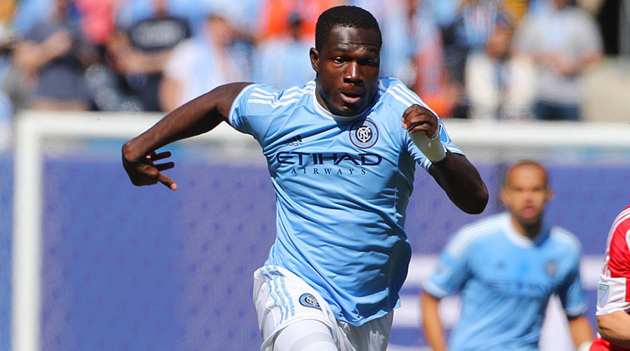 MLS Results: Kwadwo Poku scores as NYCFC draws Toronto FC