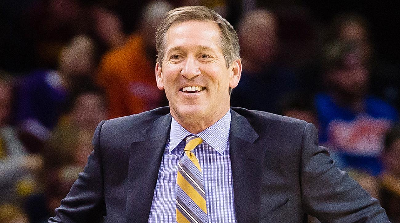 New York Knicks Jeff Hornacek hired as head coach