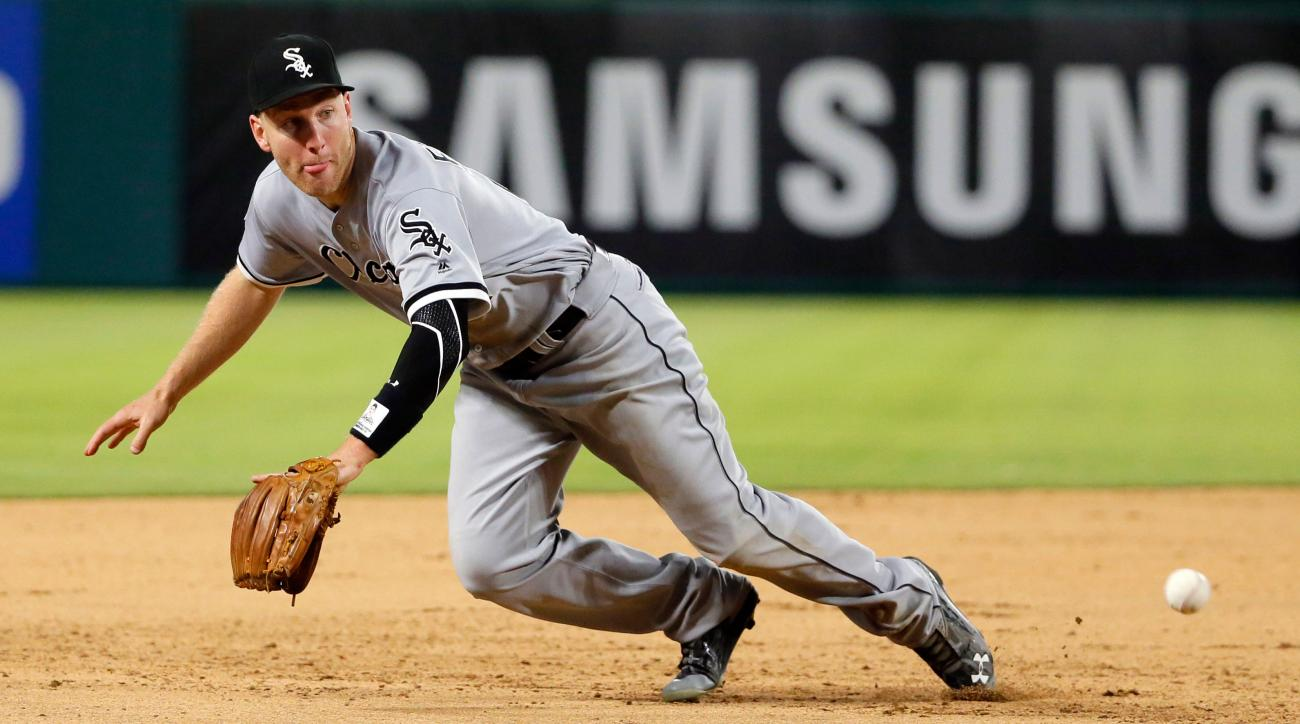 chicago white sox triple play astros