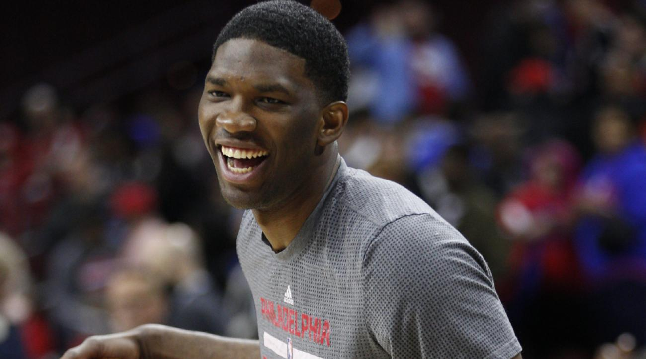 joel embiid injury sixers summer league