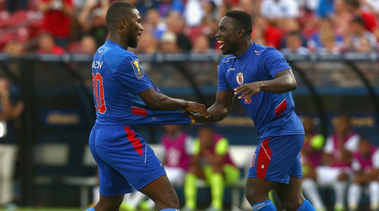 Haiti names its Copa America Centenario roster