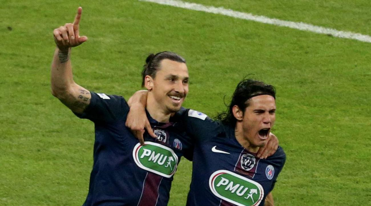 zlatan ibrahimovic highlights final game psg