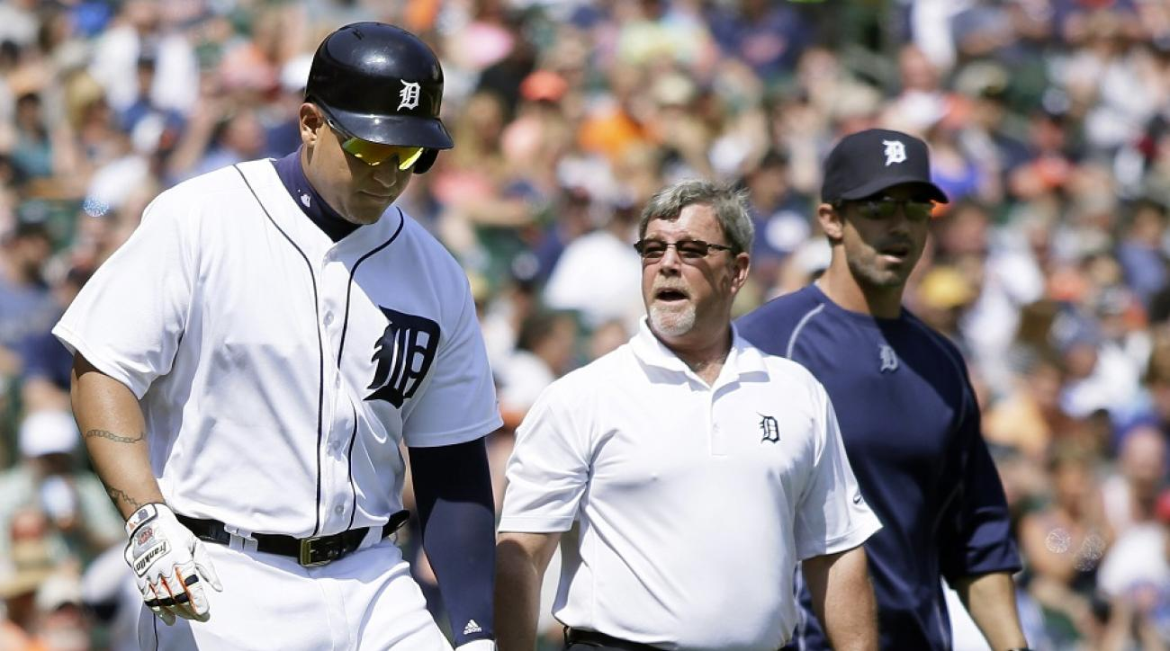 miguel cabrera jordan zimermann tigers injury