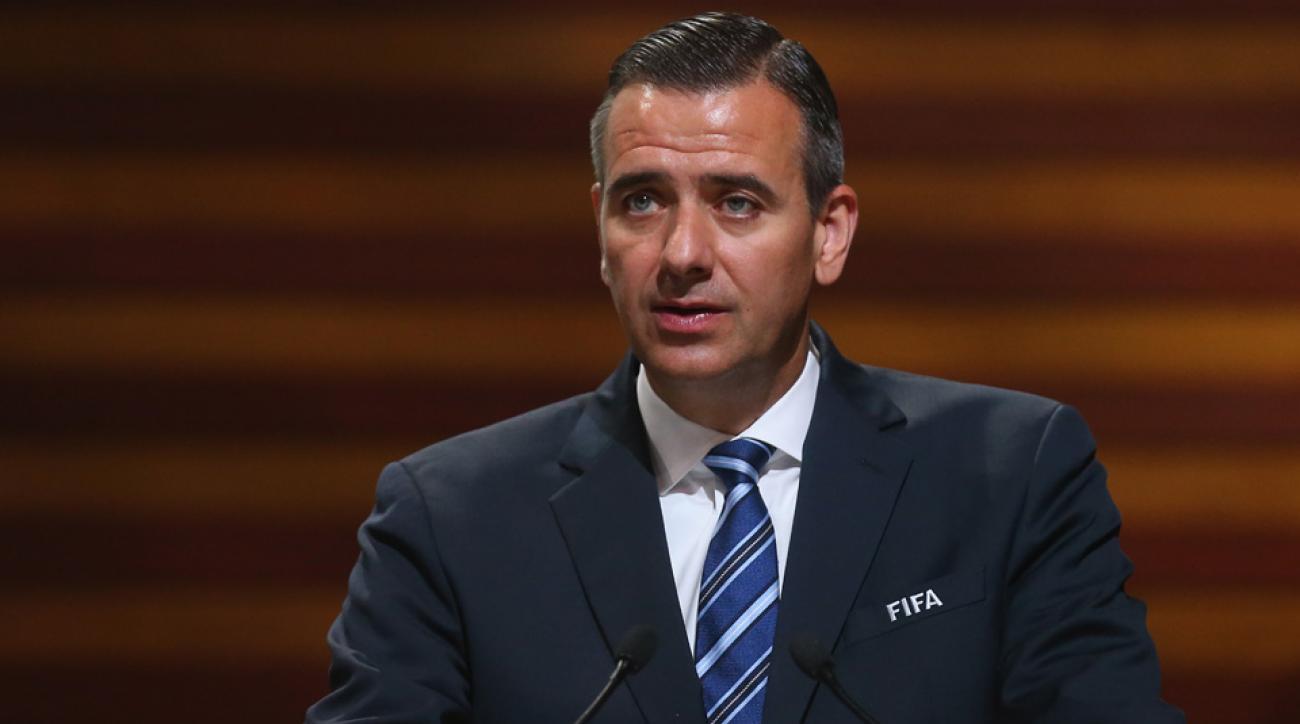 FIFA fires finance director Markus Kattner