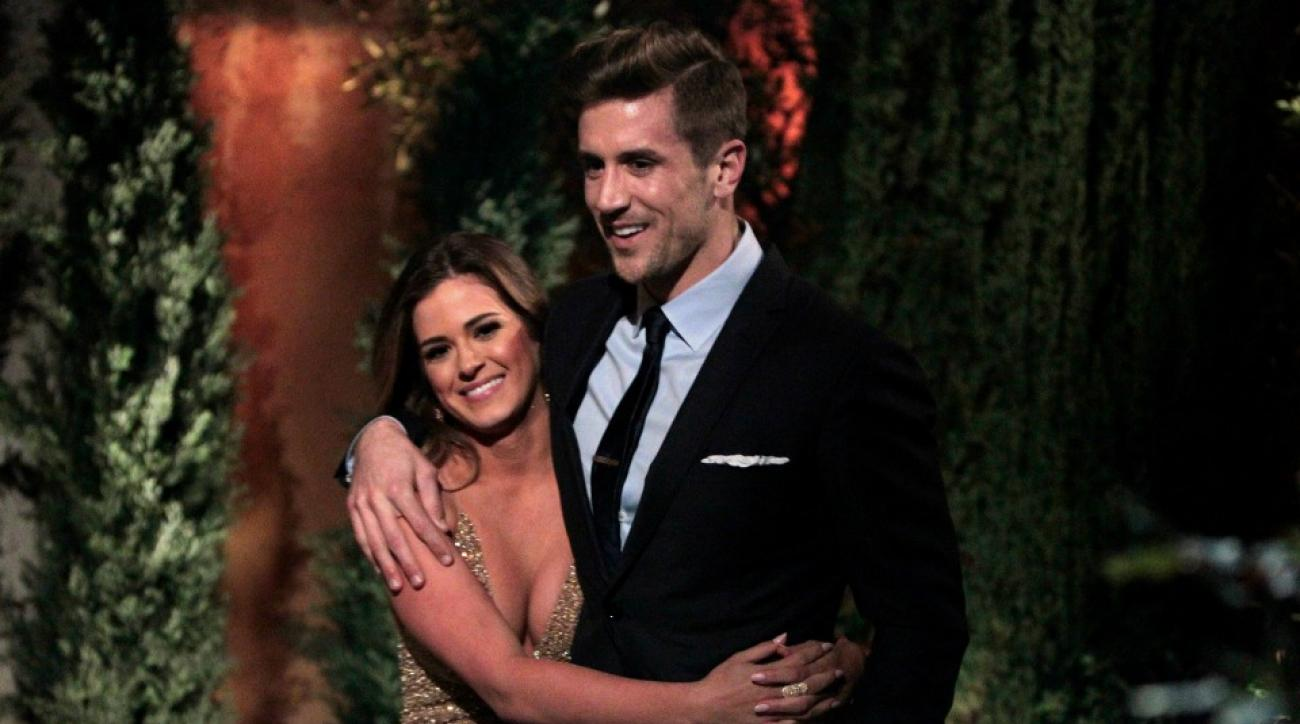 Bachelorette's Jordan Rodgers accused of cheating by ex-girlfriend