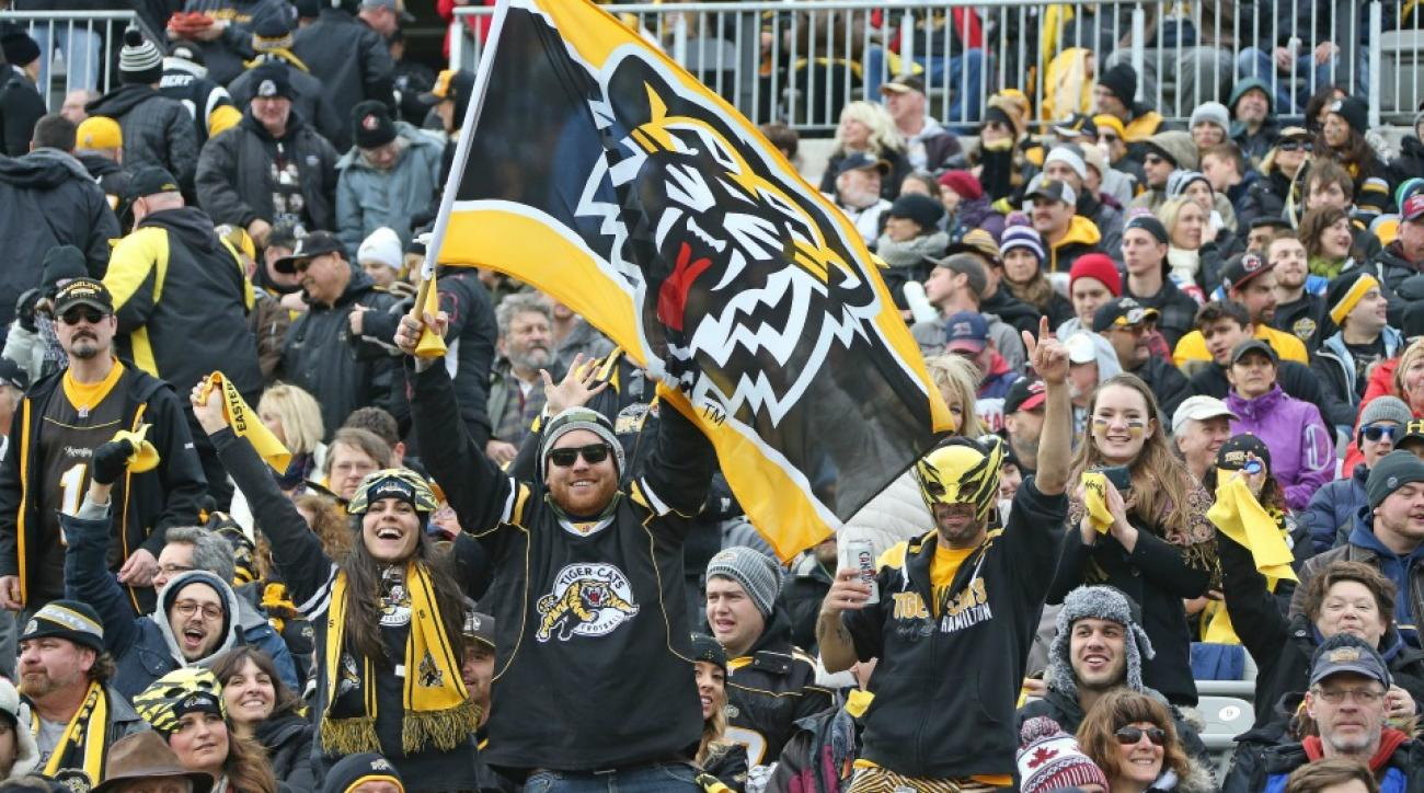 Hamilton Tiger-cats player trolls rival fans, media