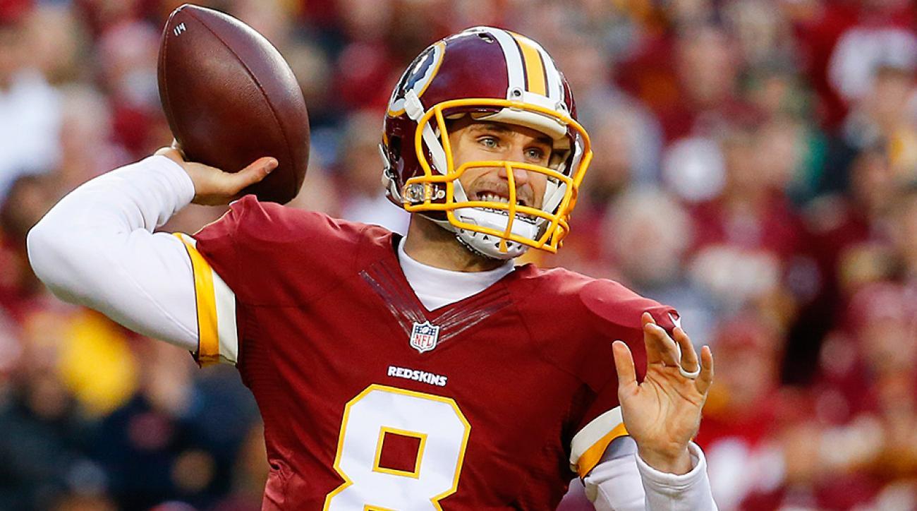 Redskins QB Kirk Cousins adjusts to new role as incumbent starting QB