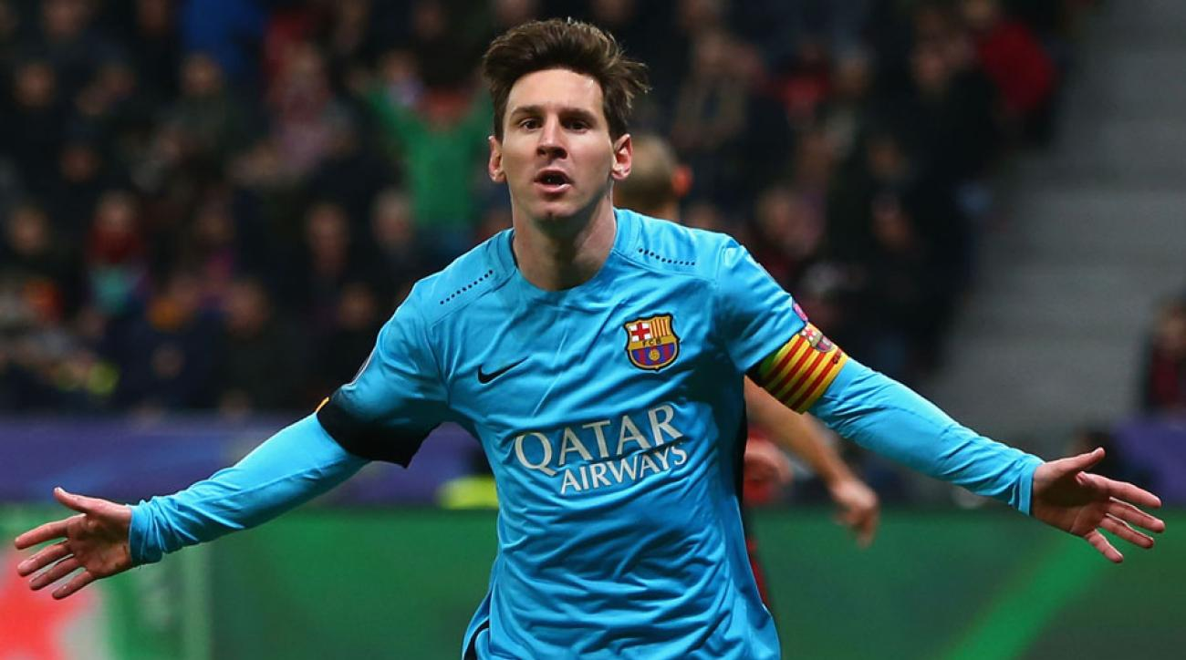 lionel messi sports illustrated video behind the scenes cover shoot