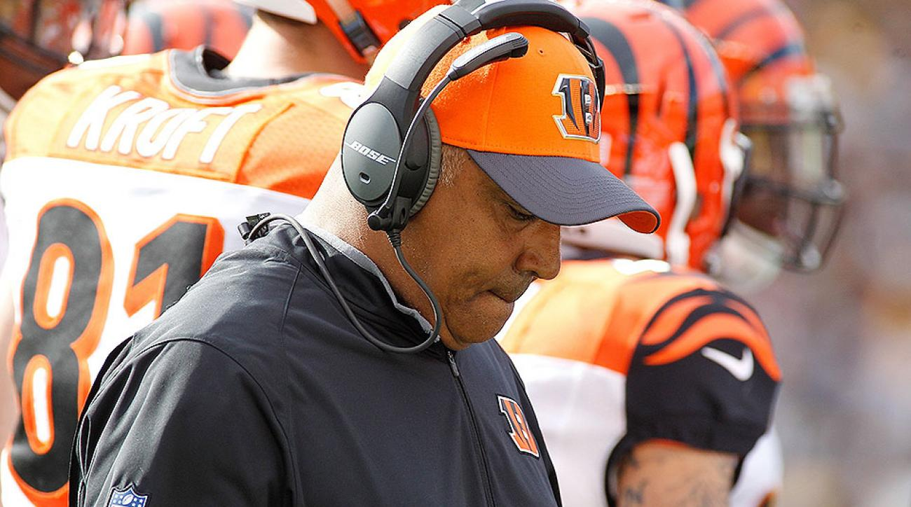 Marvin Lewis: Bengals head coach on hot seat for playoff record