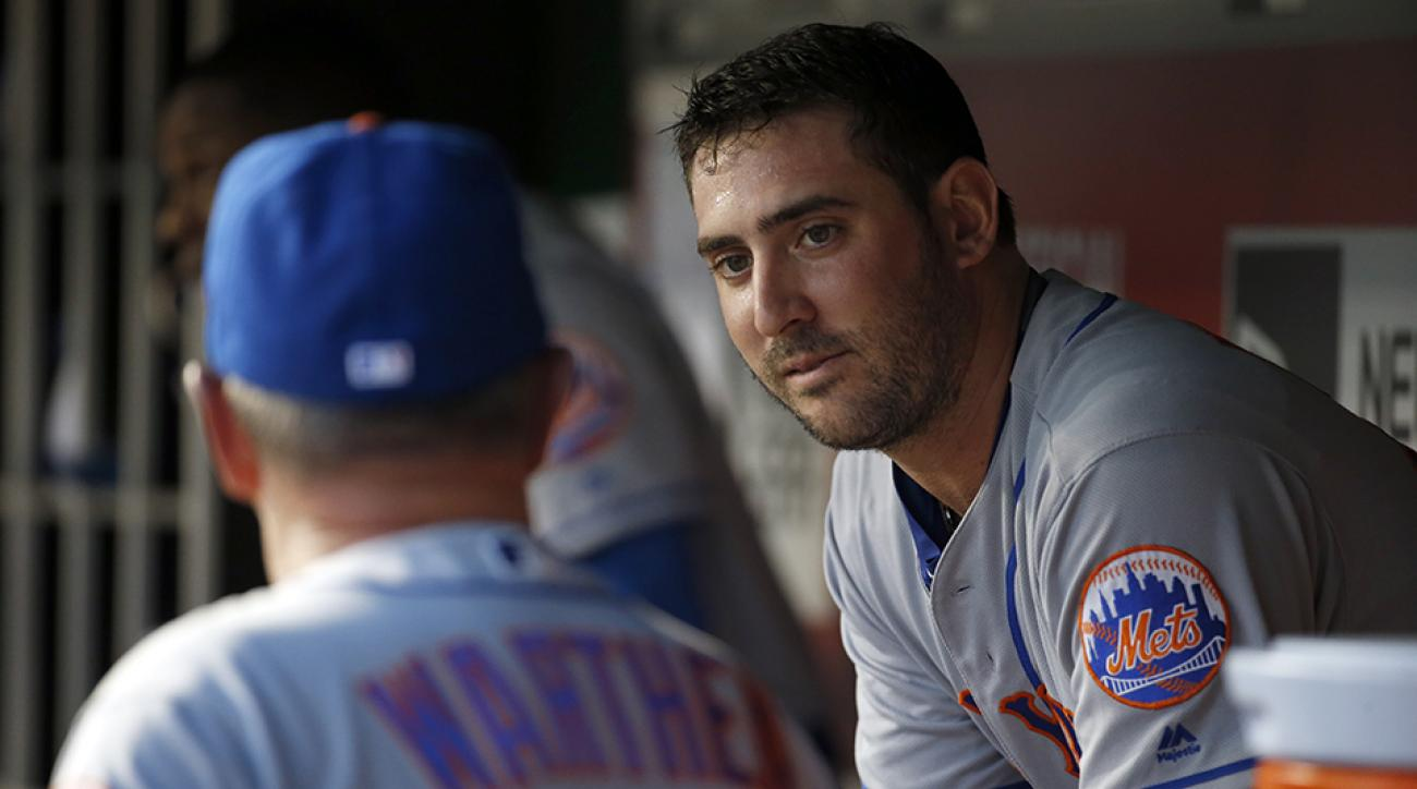 matt harvey mets struggle explainer