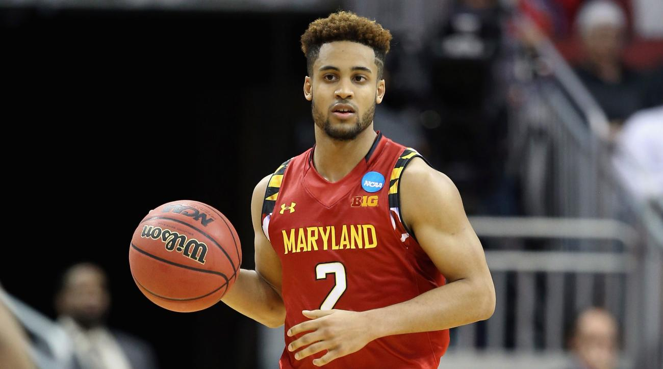 melo trimble staying maryland nba draft