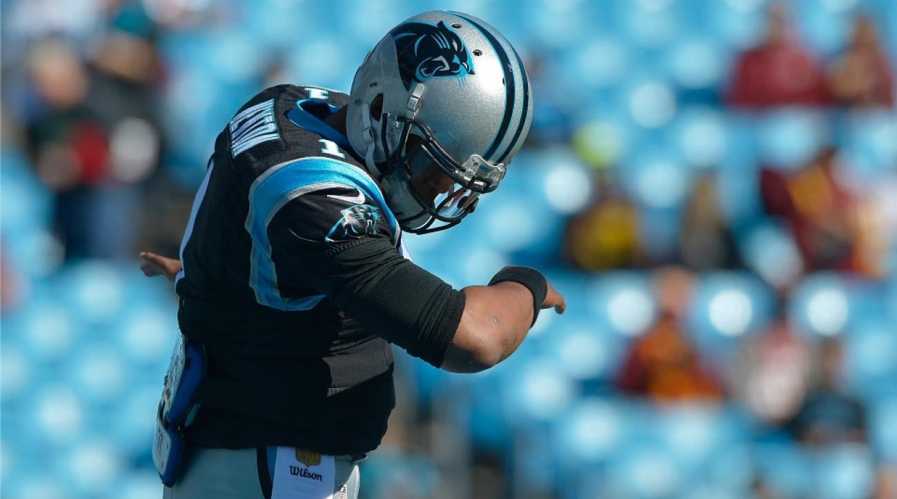 Panthers' Cam Newton will release a mobil game that features his Dab celebration
