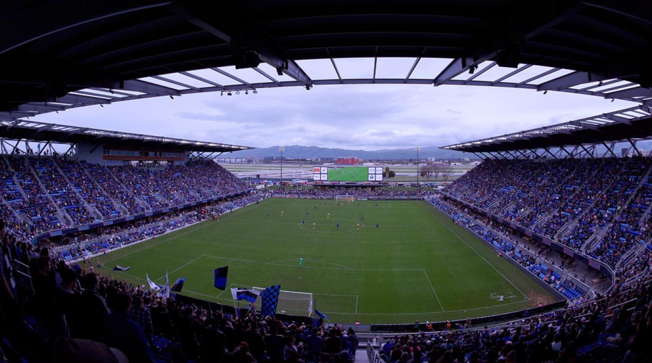 Avaya Stadium will host the MLS All-Star Game
