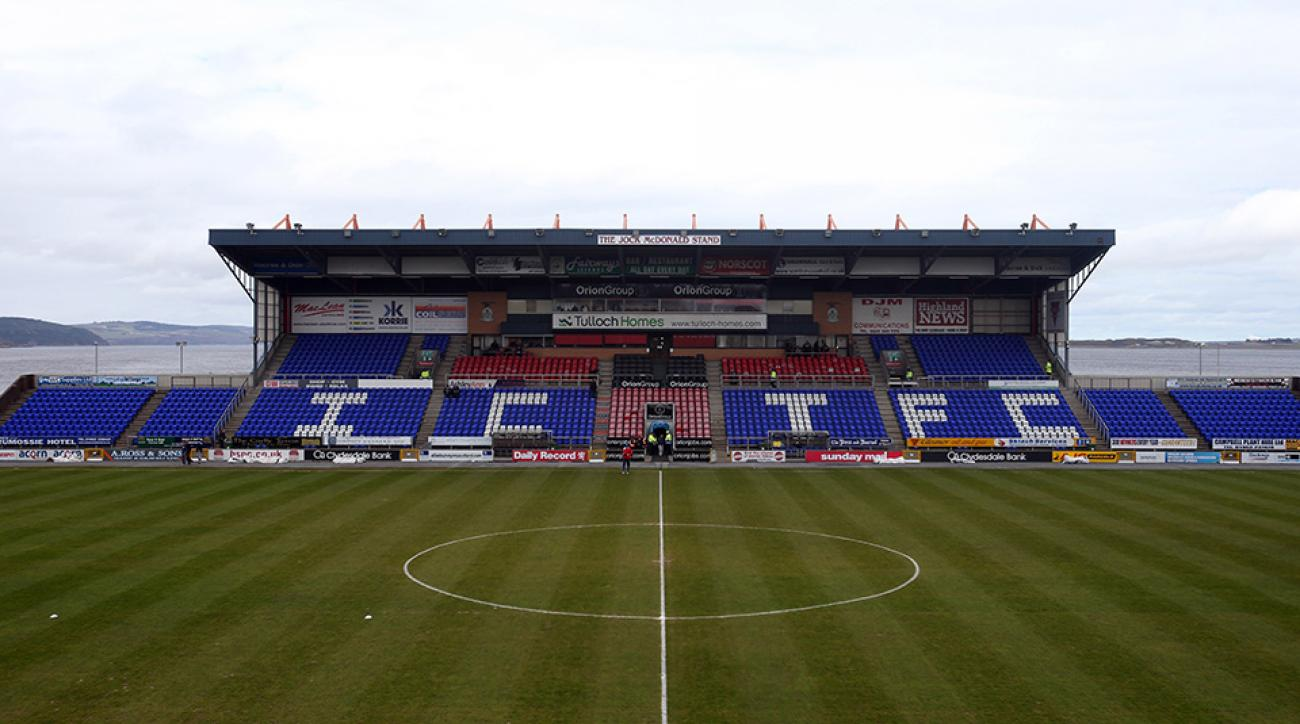 inverness caledonian thistle boy manager application