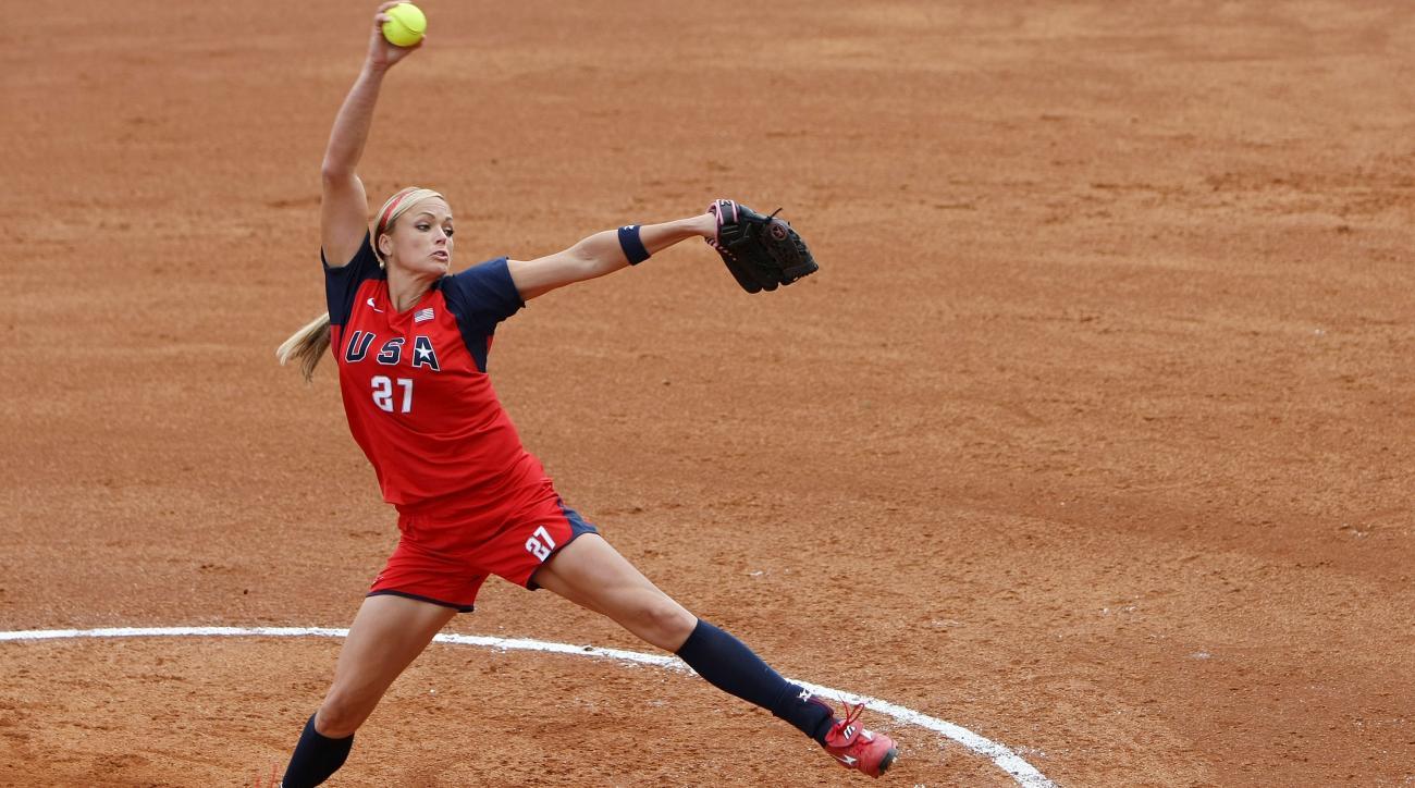 picture Jennie Finch Softball