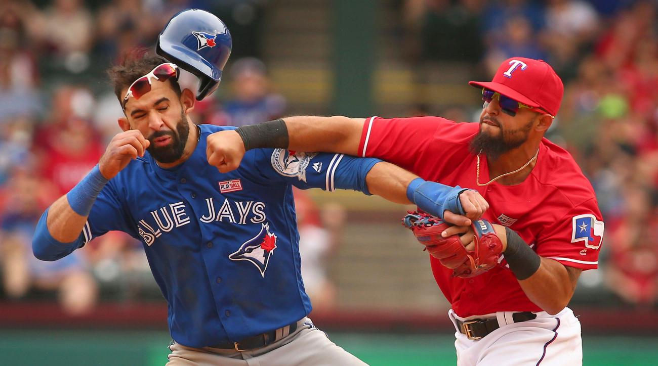 rougned odor punch suspension reduced rangers