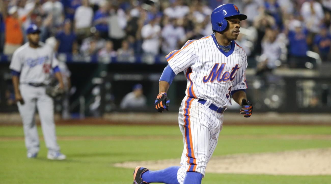 curtis granderson walk off home run mets dodgers