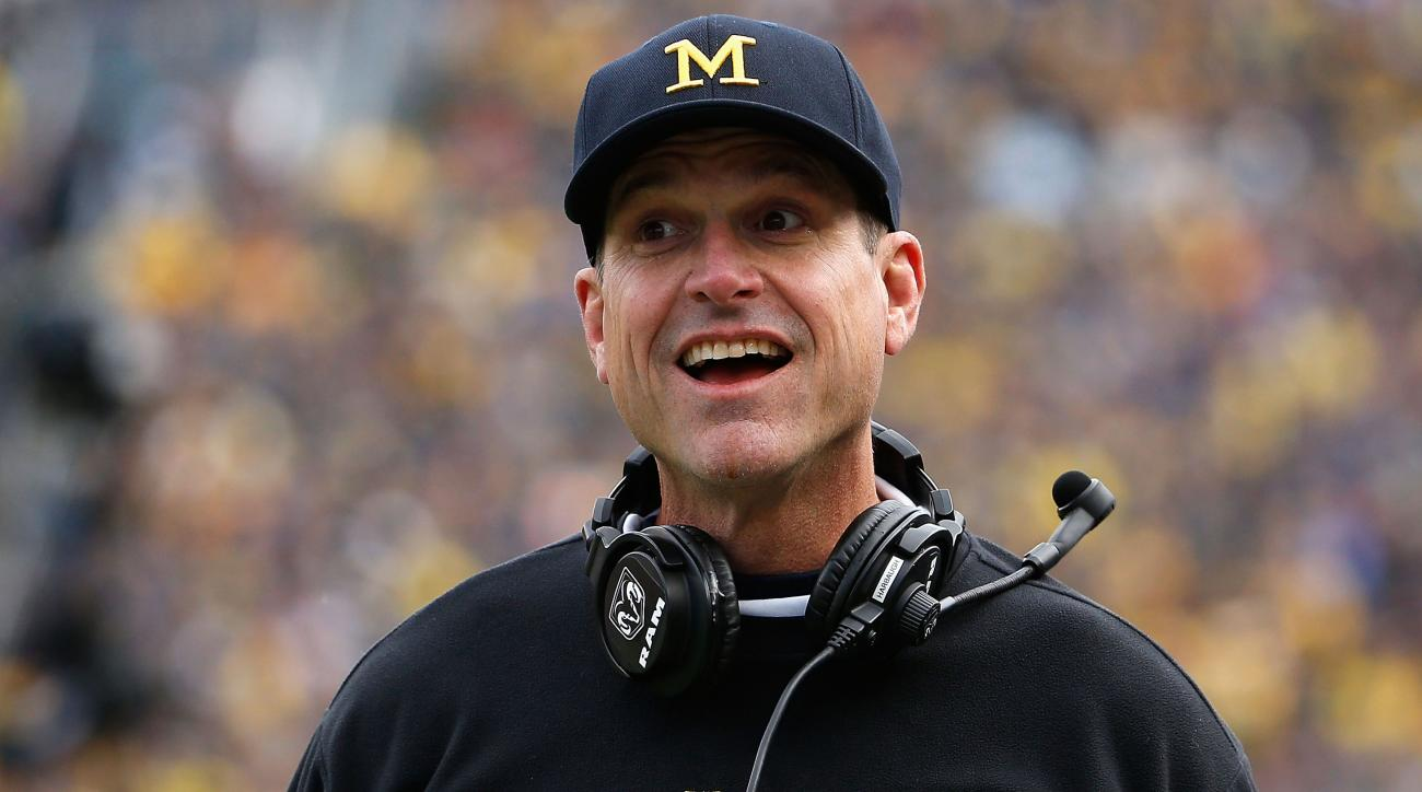 jim-harbaugh-michigan-spring-practice-img-academy-satellite-camps