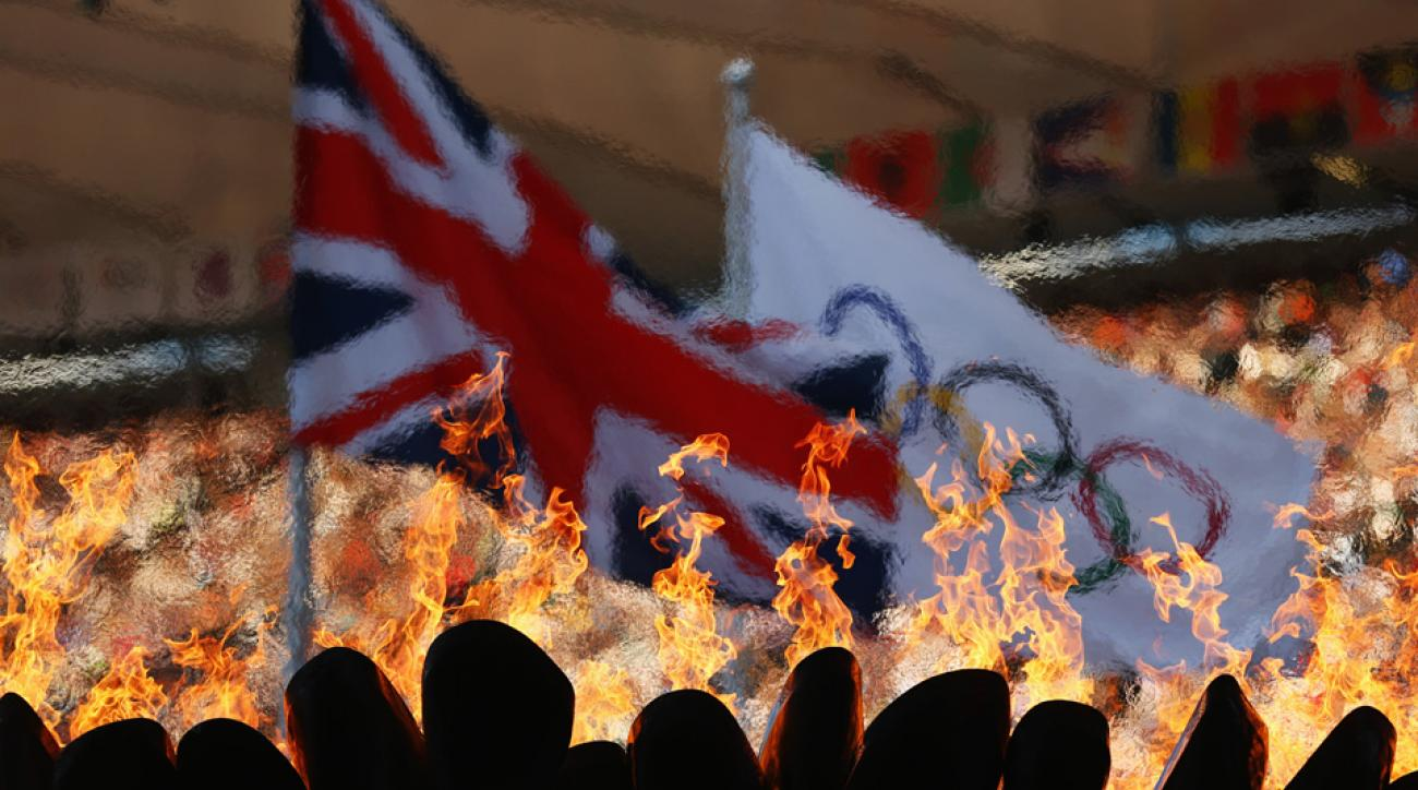 london olympics 2012 doping retests positives