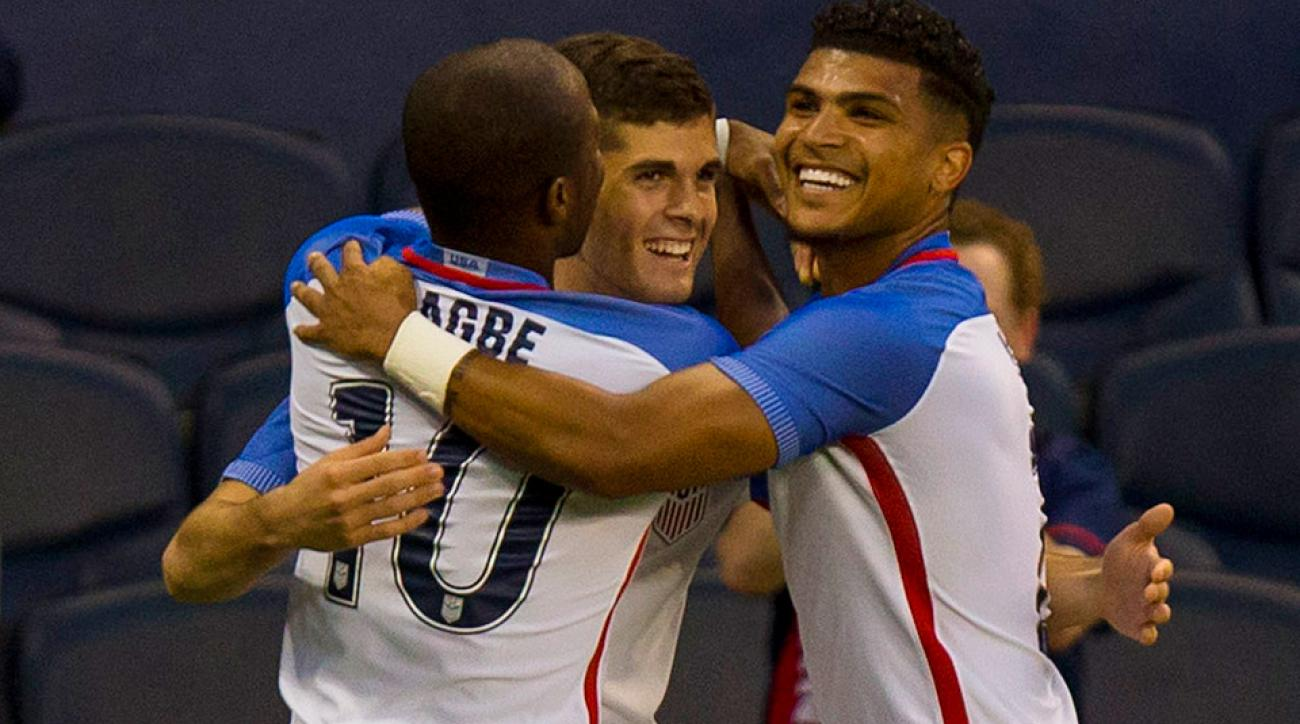 USA routs Bolivia in final friendly ahead of Copa America