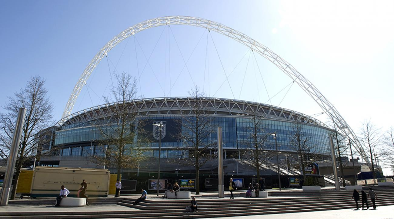 wembley stadium tottenham hotspur champions league