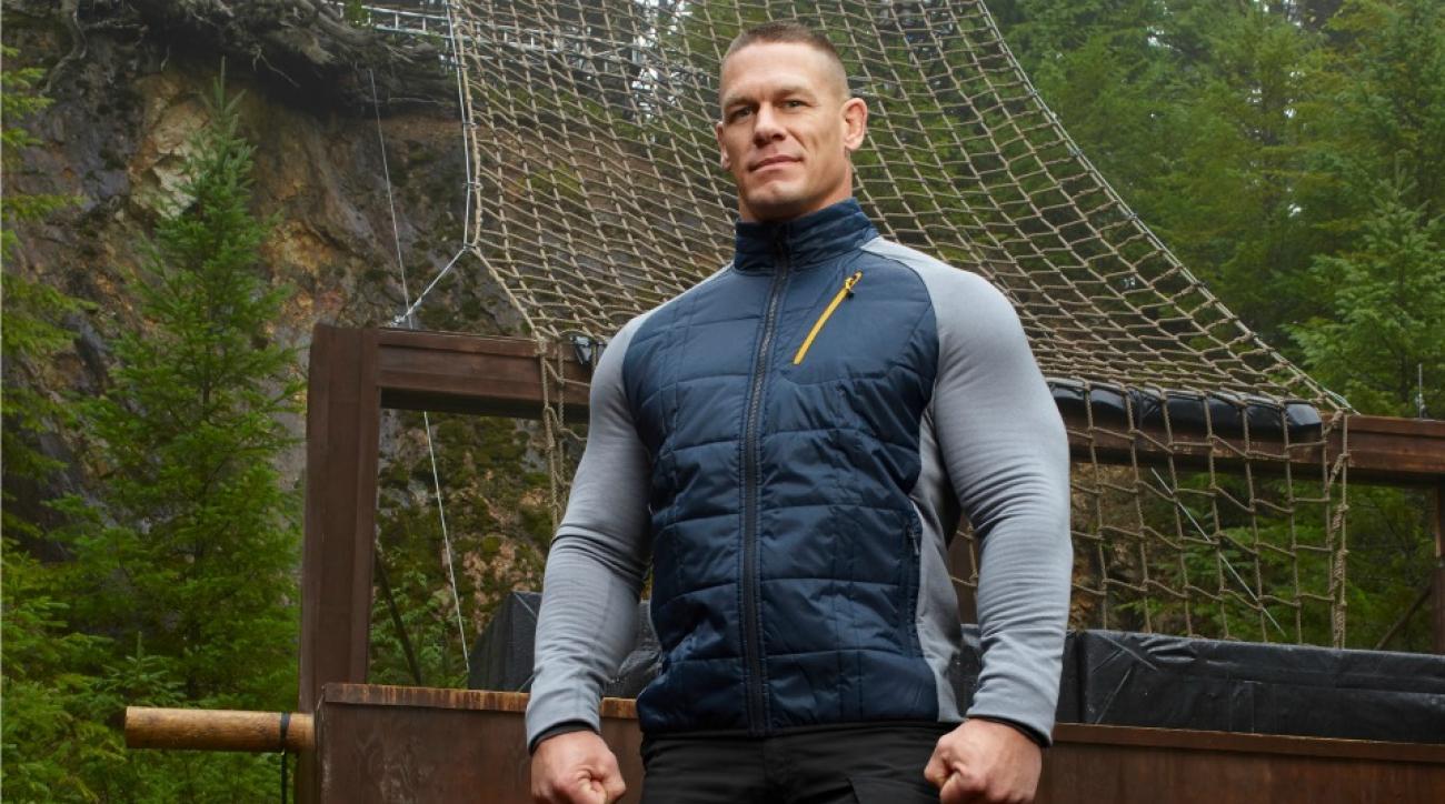 John Cena will wear Ellen DeGeneres designed short for his Raw return