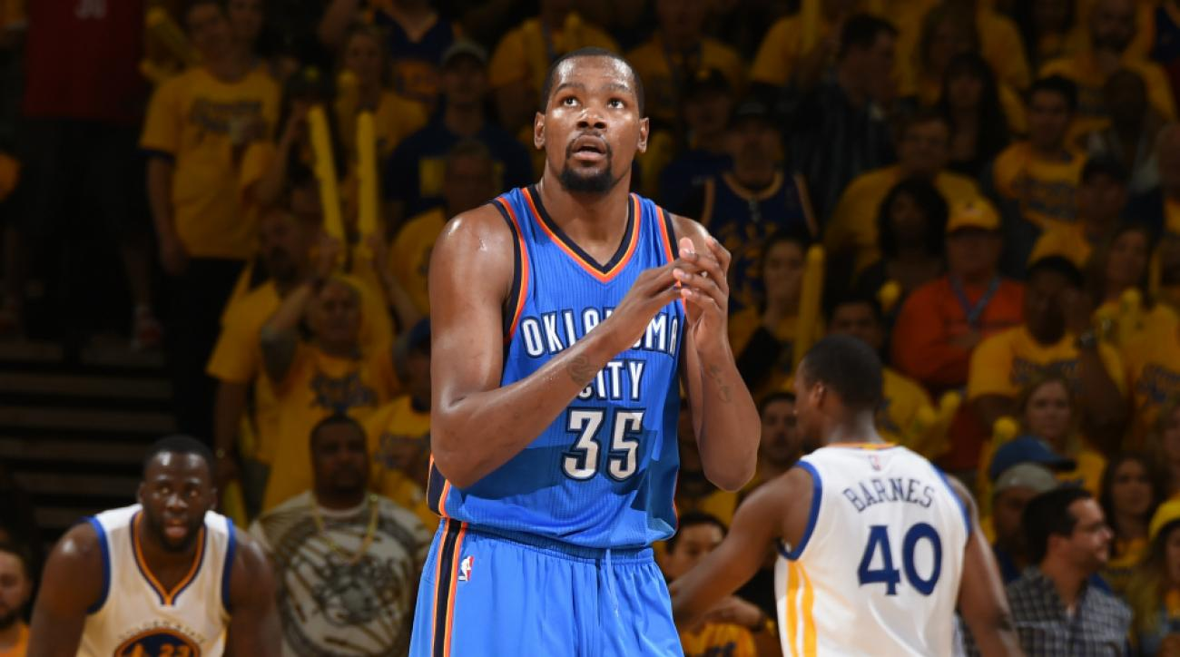 Kevin Durant Quote Fascinating Kevin Durant Future Thunder Star Discusses Free Agency  Si