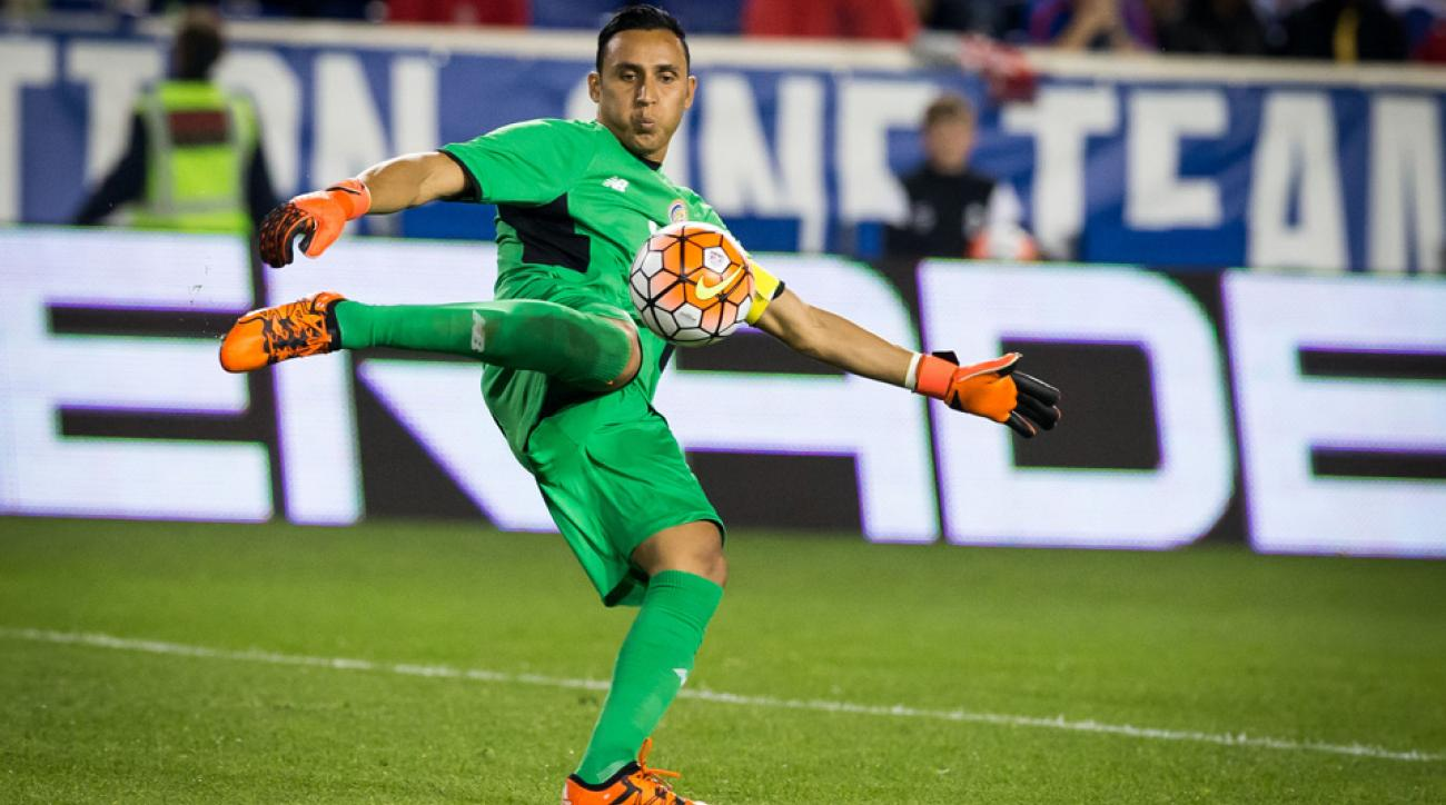 Keylor Navas Costa Rica GK ruled out of Copa America