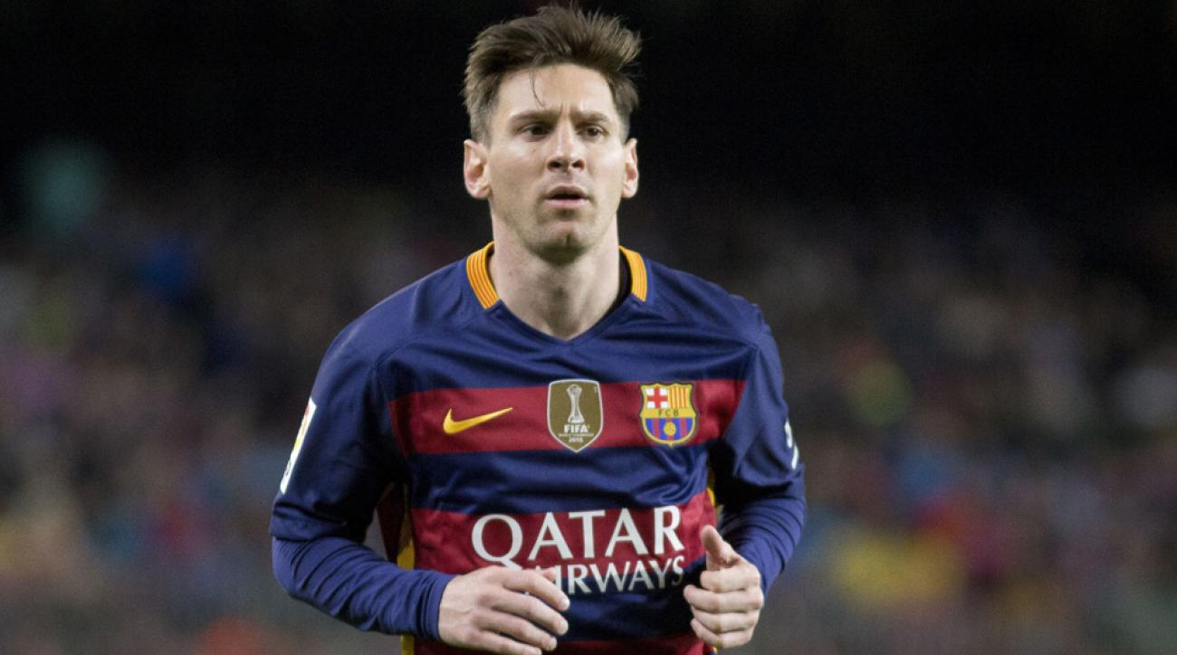 Lionel Messi's tax trial has begun in Spain