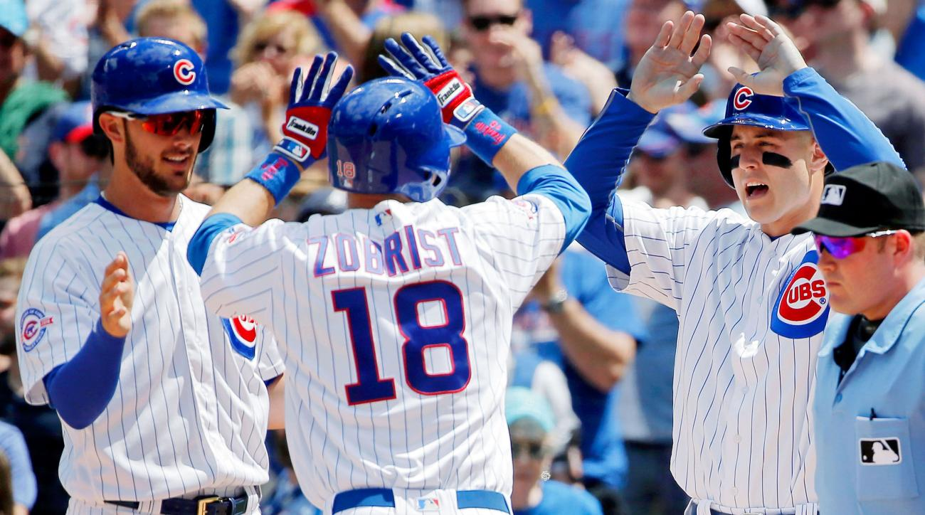 chicago cubs anthony rizzo all star voting