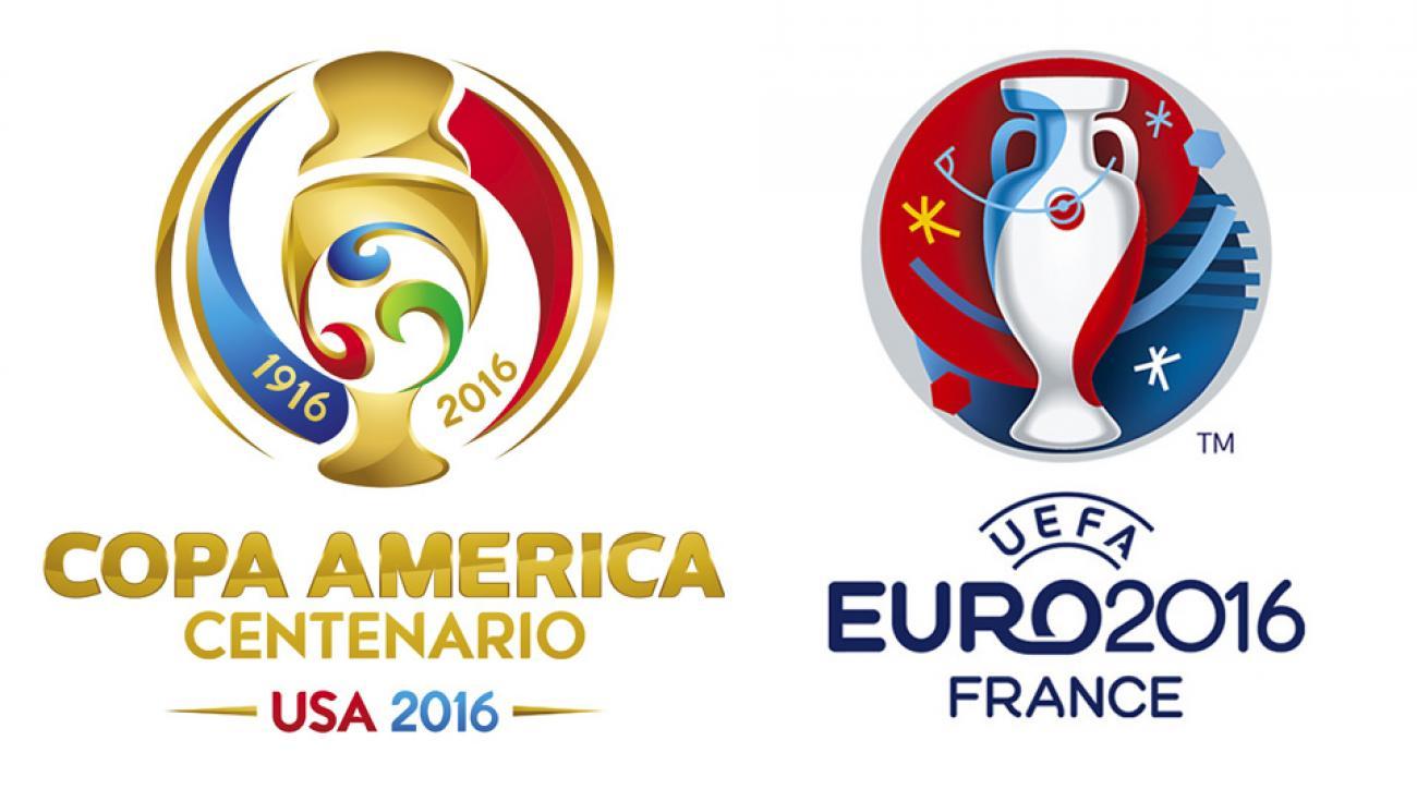 Copa America Centenario and Euro 2016 are set to begin in June