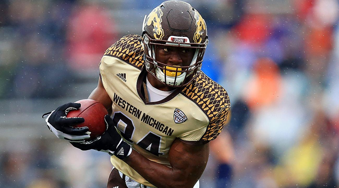 NFL draft 2017 first impressions: Western Michigan's Corey Davis