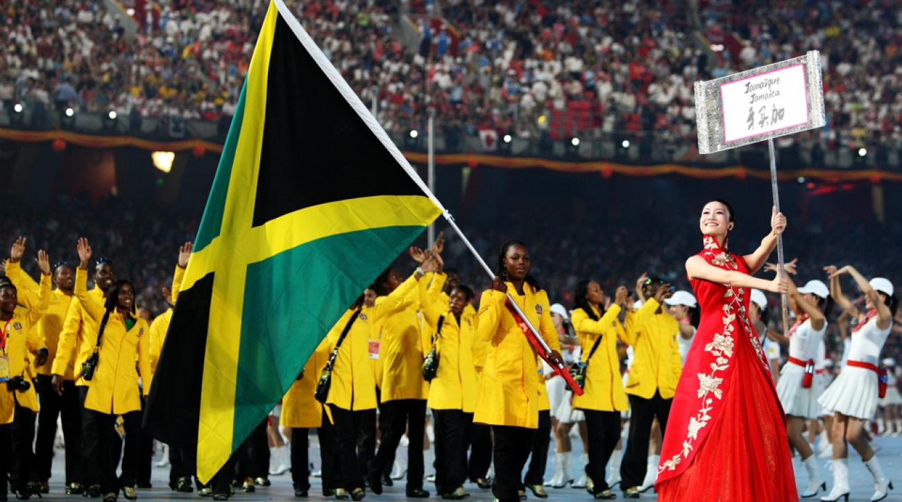 jamaican tests positive doping 2008 olympics