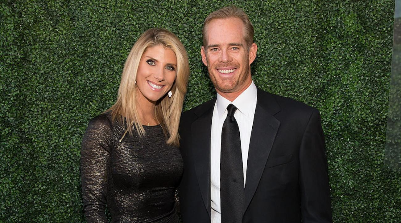 Joe Buck with passionate, Wife Michelle Beisner
