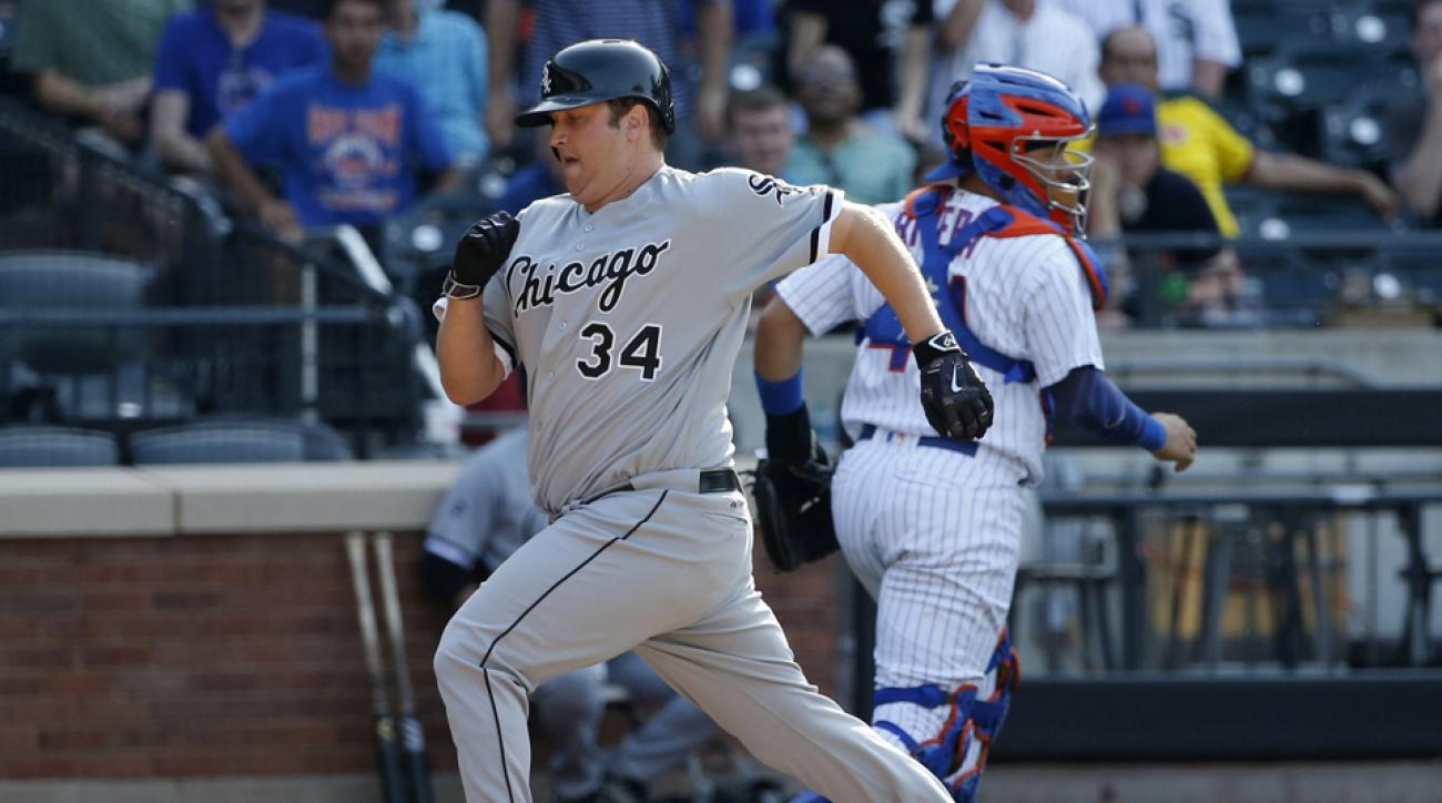 matt albers white sox winning run vs mets