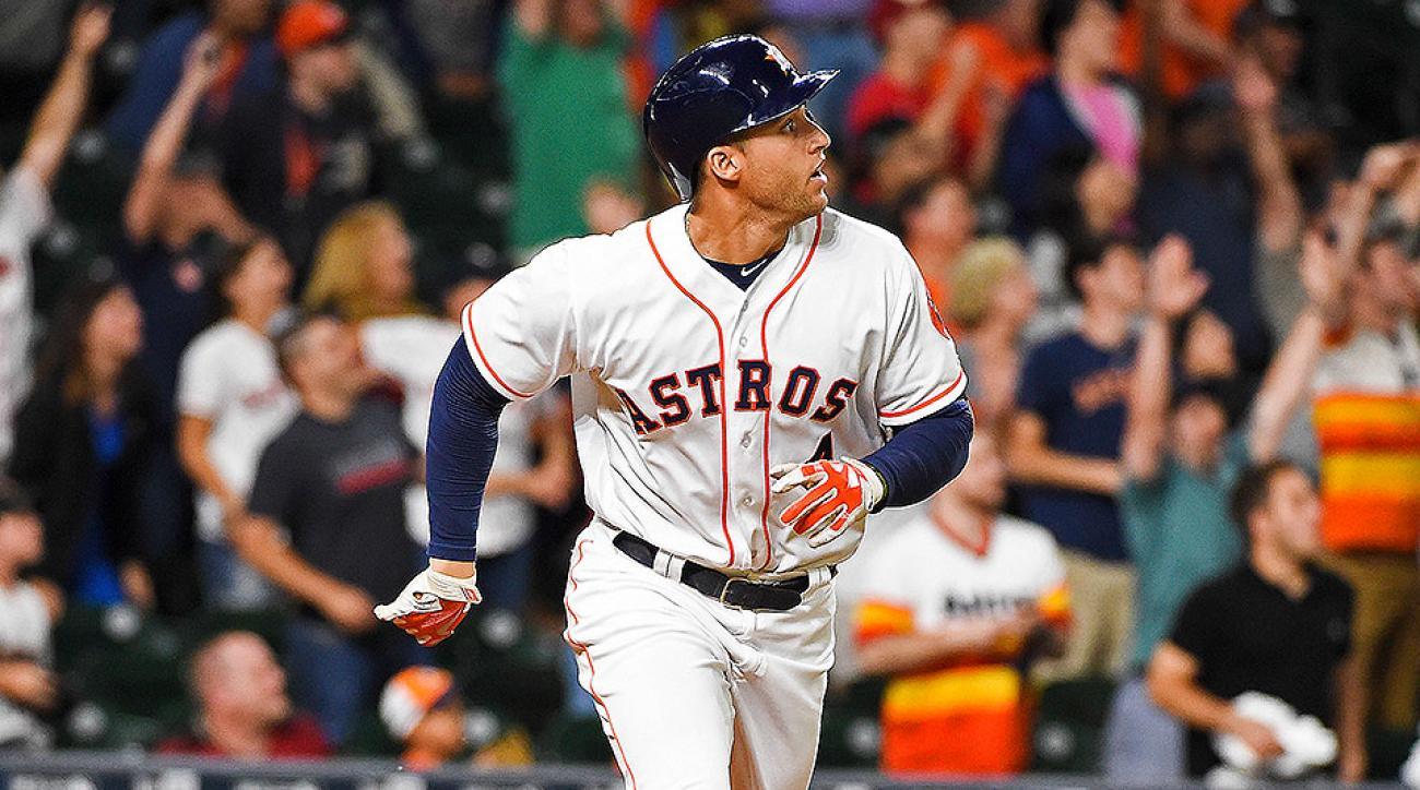 Houston Astros George Springer