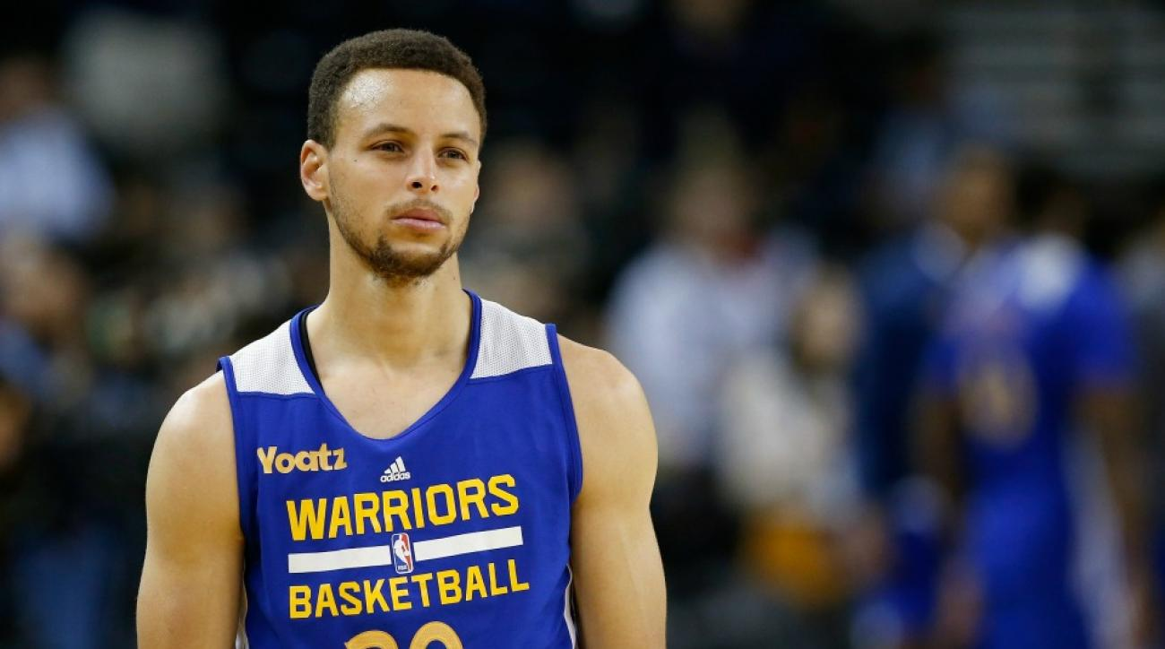 Golden State Warriors' Stephen Curry has an emoji keyboard now