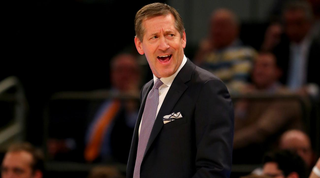 Knicks Jeff Hornacek agree to three year contract