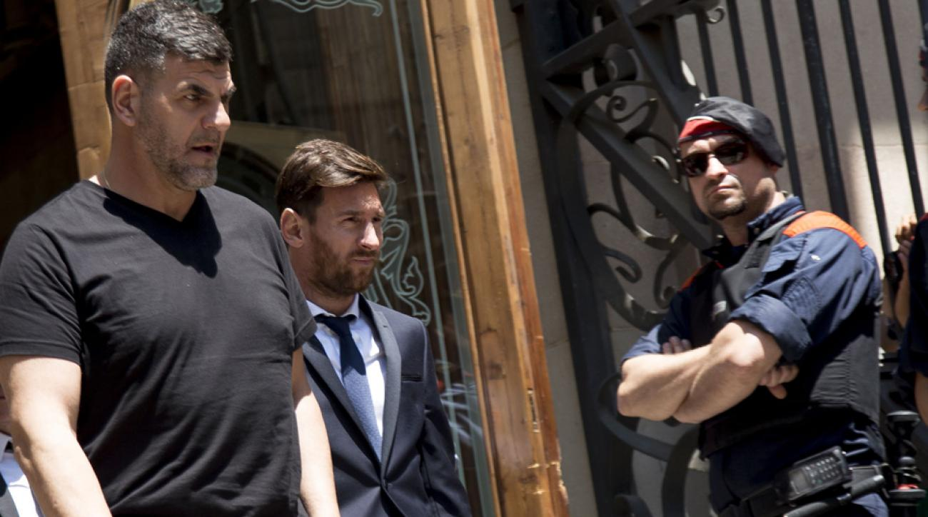 Messi's tax trial has ended