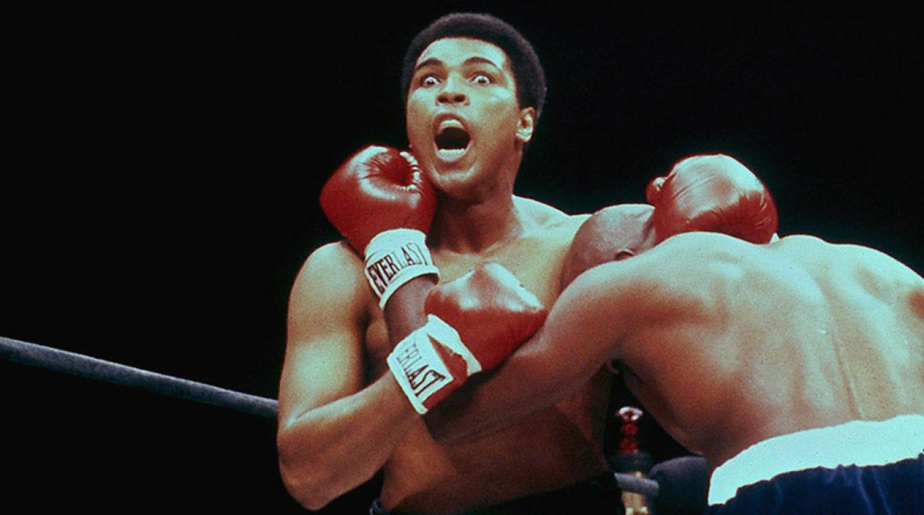 Muhammad Ali defeats Earnie Shavers, September, 1977   SI.com  Muhammad Ali de...