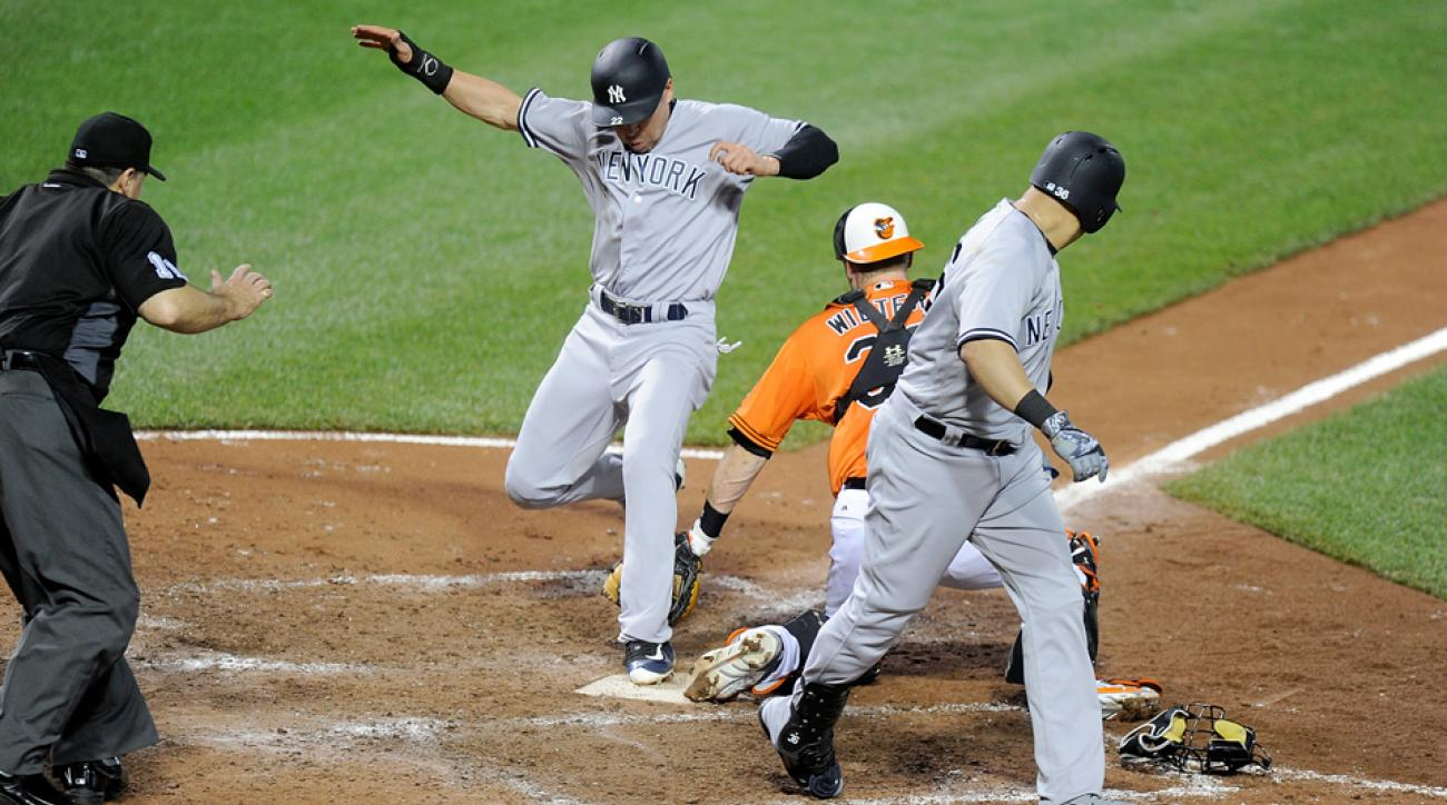 jacoby ellsbury steals home
