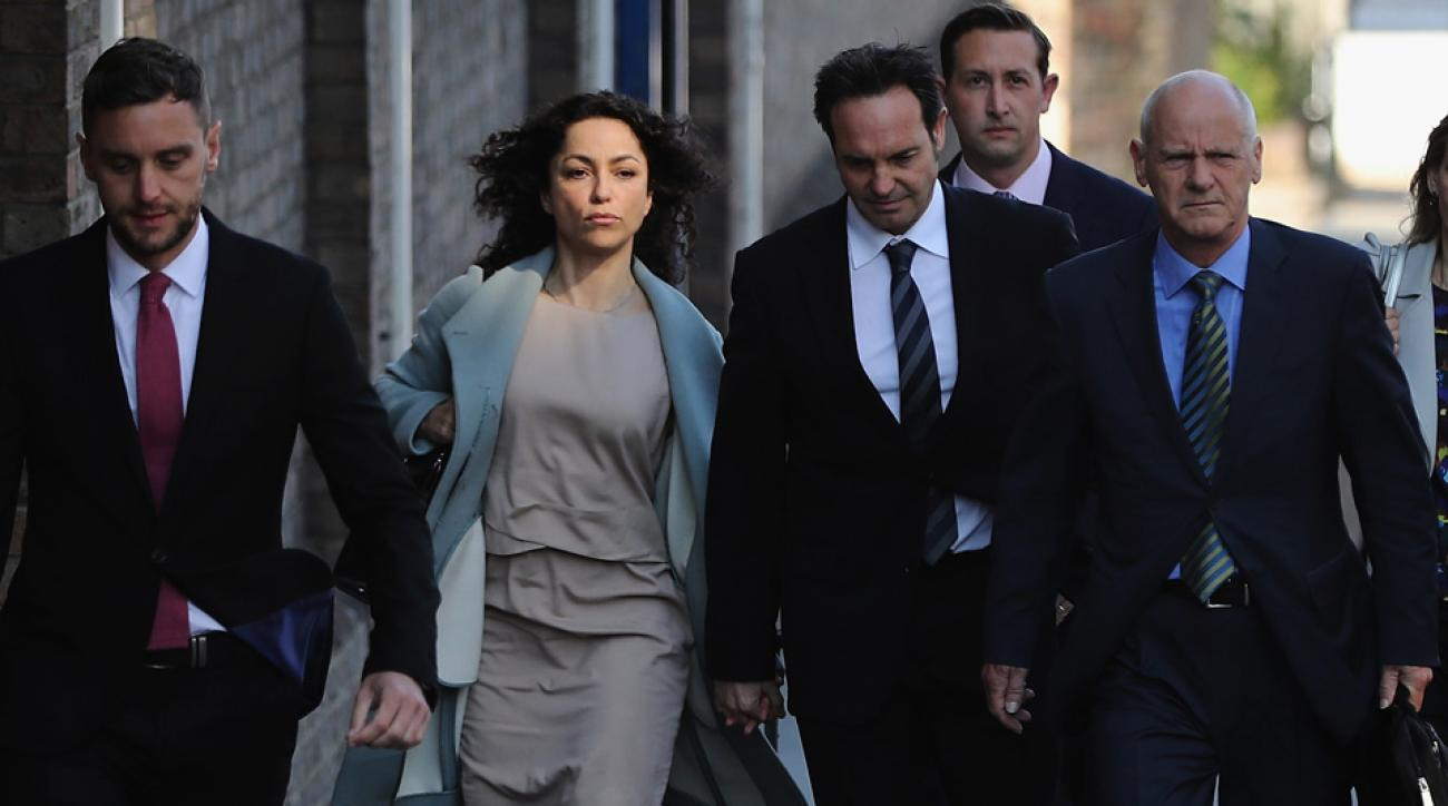 Former Chelsea physio Eva Carneiro appears in court