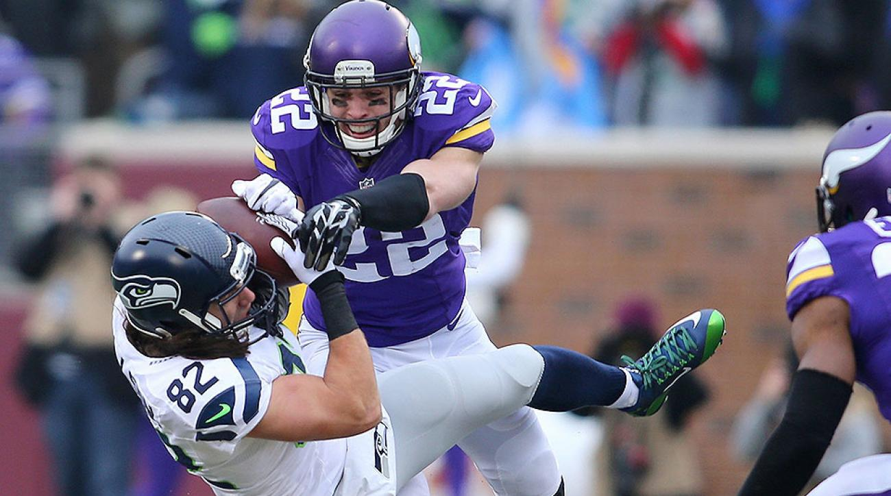 Vikings lock up Harrison Smith their defensive MVP