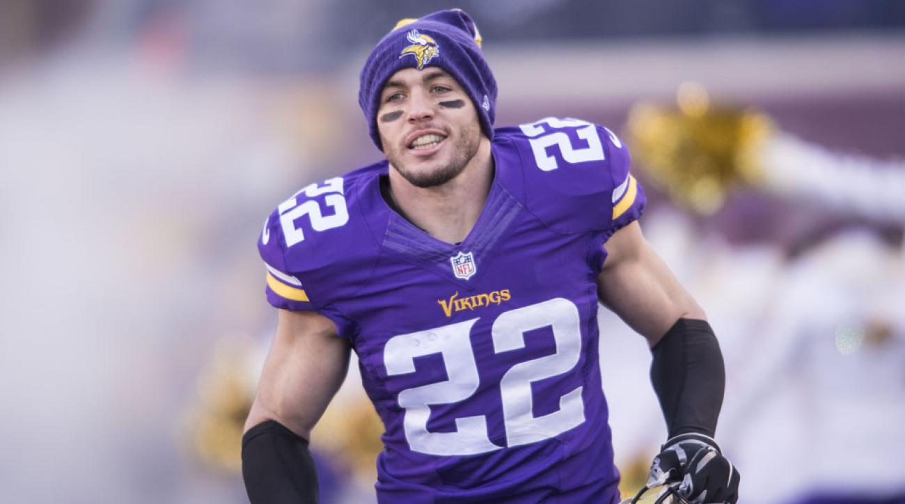 Harrison Smith signs contract extension with Vikings