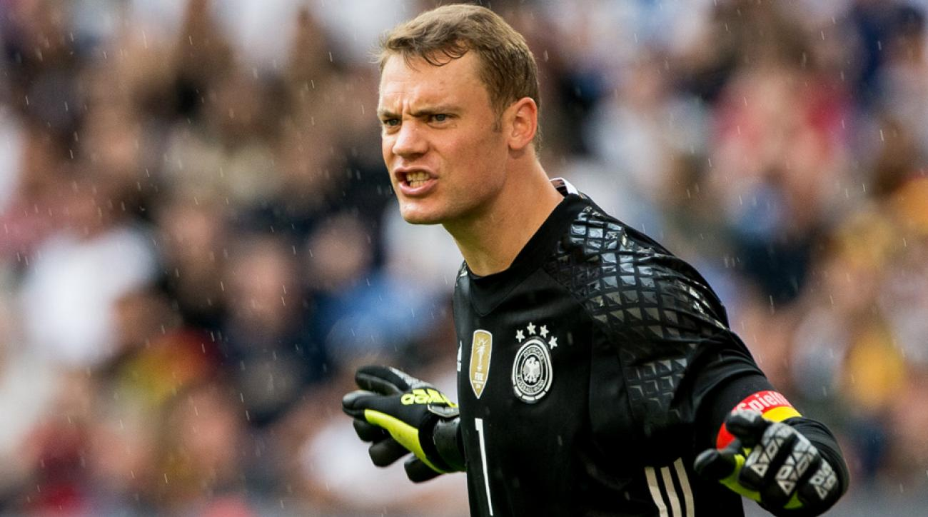 Germany goalkeeper Manuel Neuer is considered by many to be the world's best