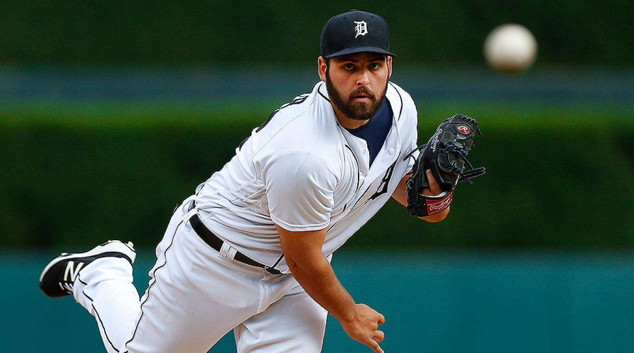 Detroit Tigers Michael Fulmer
